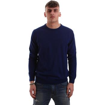 tekstylia Męskie Swetry Navigare NV10260 30 Niebieski