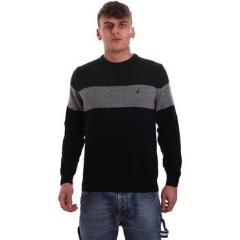 tekstylia Męskie Swetry Navigare NV10269 30 Niebieski
