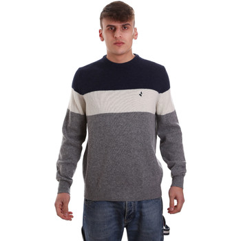 tekstylia Męskie Swetry Navigare NV10269 30 Szary