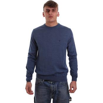 tekstylia Męskie Swetry Navigare NV11006 30 Niebieski