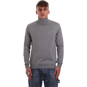 tekstylia Męskie Swetry Navigare NV11006 33 Szary