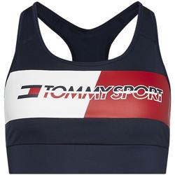 tekstylia Damskie Biustonosze Tommy Hilfiger S10S100299 Niebieski