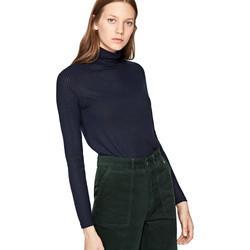 tekstylia Damskie Swetry Pepe jeans PL504278 Niebieski