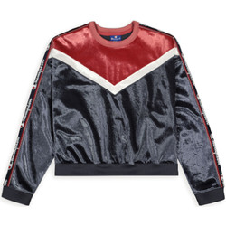 tekstylia Damskie Bluzy Champion 112276 Niebieski