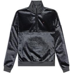tekstylia Damskie Bluzy Champion 112278 Czarny