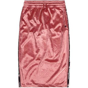 tekstylia Damskie Spódnice Champion 112282 Różowy