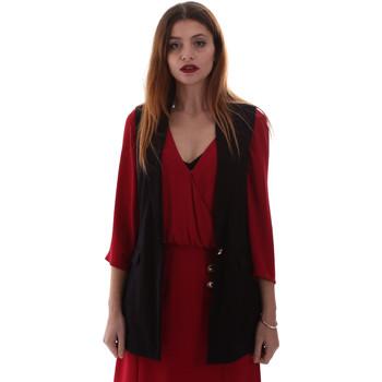 tekstylia Damskie Swetry rozpinane / Kardigany Gaudi 921FD35006 Niebieski
