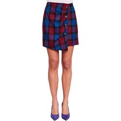 tekstylia Damskie Spódnice Gaudi 921FD75005 Niebieski