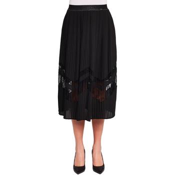 tekstylia Damskie Spódnice Gaudi 921FD75006 Czarny