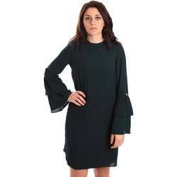 tekstylia Damskie Sukienki krótkie Gaudi 921BD15025 Zielony