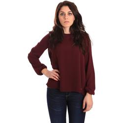 tekstylia Damskie Koszule Gaudi 921BD45023 Czerwony