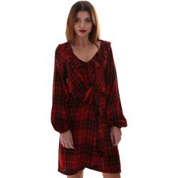 tekstylia Damskie Sukienki krótkie Gaudi 921BD15022 Czerwony