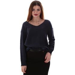 tekstylia Damskie Swetry Gaudi 921BD53043 Niebieski