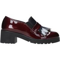 Buty Damskie Mokasyny Grace Shoes 224002 Czerwony