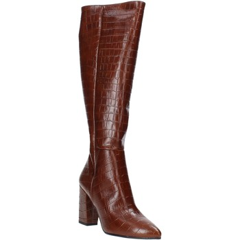 Buty Damskie Kozaki Grace Shoes 140M011 Brązowy