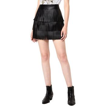 tekstylia Damskie Spódnice Liu Jo F69016 E0493 Czarny