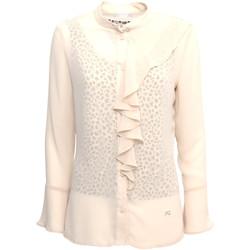 tekstylia Damskie Koszule NeroGiardini A963130D Beżowy