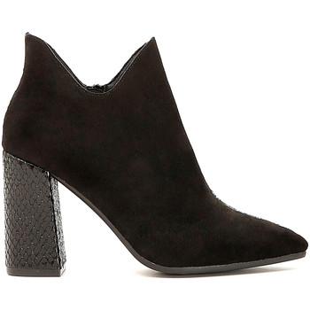 Buty Damskie Low boots Café Noir MA956 Czarny