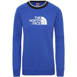 tekstylia Damskie Bluzy The North Face NF0A3L3NCZ61 Niebieski