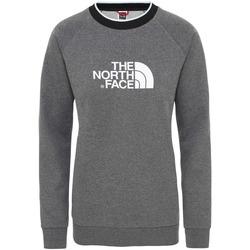 tekstylia Damskie Bluzy The North Face NF0A3L3NDYY1 Szary