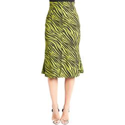 tekstylia Damskie Spódnice Denny Rose 921DD70009 Zielony