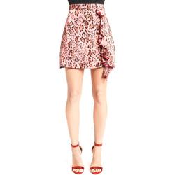 tekstylia Damskie Spódnice Denny Rose 921DD70011 Różowy