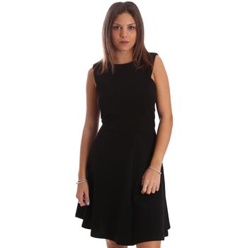tekstylia Damskie Sukienki krótkie Fracomina FR19FP085 Czarny