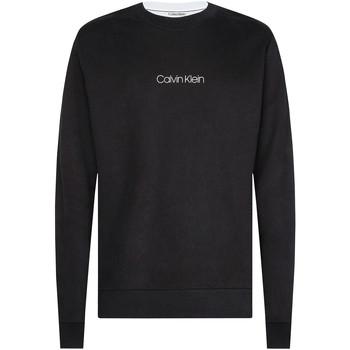 tekstylia Męskie Bluzy Calvin Klein Jeans K10K104951 Czarny