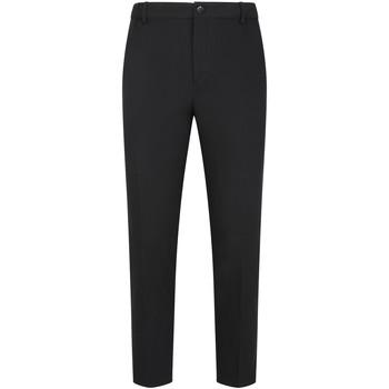 tekstylia Męskie Chinos Calvin Klein Jeans K10K105236 Czarny