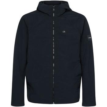 tekstylia Męskie Kurtki lekkie Calvin Klein Jeans K10K105265 Czarny