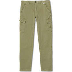 tekstylia Męskie Spodnie bojówki Calvin Klein Jeans K10K105302 Zielony