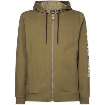 tekstylia Męskie Bluzy Calvin Klein Jeans 00GMH9J473 Zielony