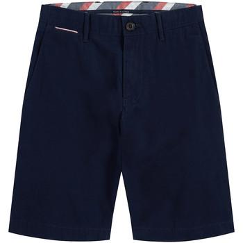 tekstylia Męskie Szorty i Bermudy Tommy Hilfiger MW0MW13536 Niebieski
