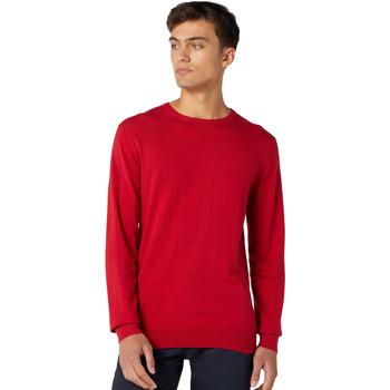 tekstylia Męskie Swetry Wrangler W8A0PDX47 Czerwony