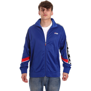 tekstylia Męskie Bluzy dresowe Fila 687706 Niebieski