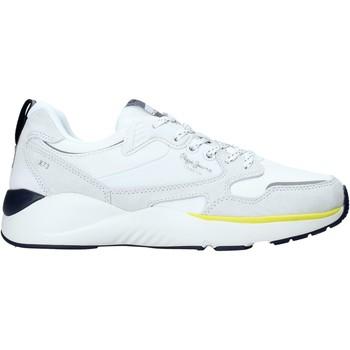 Buty Męskie Trampki niskie Pepe jeans PMS30596 Biały