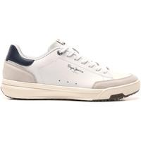 Buty Męskie Trampki niskie Pepe jeans PMS30616 Biały