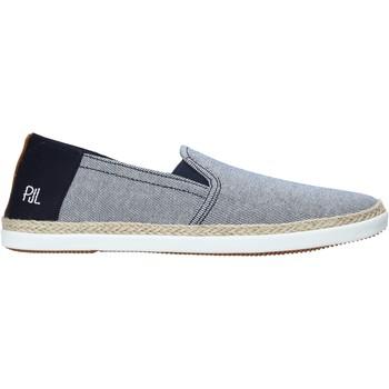 Buty Męskie Tenisówki Pepe jeans PMS10283 Niebieski