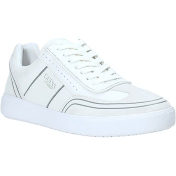 Buty Męskie Trampki niskie Guess FM6NET LEA12 Biały