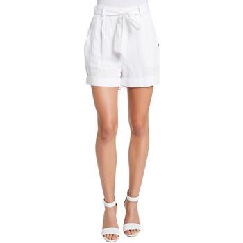 tekstylia Damskie Szorty i Bermudy Gaudi 011BD25046 Biały