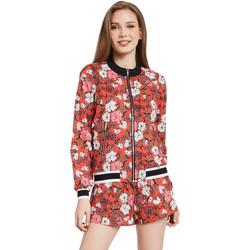 tekstylia Damskie Kurtki lekkie Gaudi 011BD35021 Czerwony