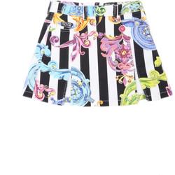 tekstylia Damskie Spódnice Versace A9HVB308SN103003 Biały