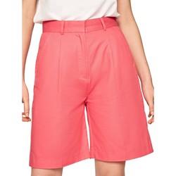tekstylia Damskie Szorty i Bermudy Pepe jeans PL800886 Różowy