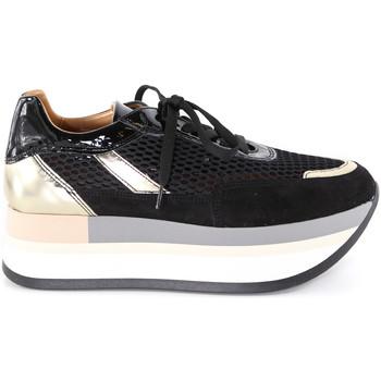 Buty Damskie Trampki niskie Grace Shoes 331033 Czarny