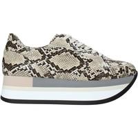 Buty Damskie Trampki niskie Grace Shoes 331001 Beżowy