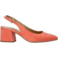 Buty Damskie Czółenka Grace Shoes 774016 Pomarańczowy