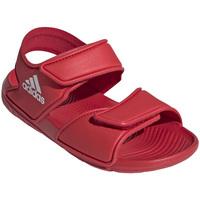 Buty Dziecko Sandały sportowe adidas Originals EG2136 Czerwony