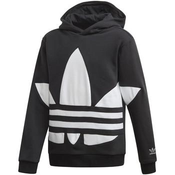 tekstylia Dziecko Bluzy adidas Originals FS1857 Czarny