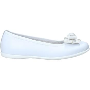 Buty Dziewczynka Baleriny NeroGiardini E031401F Biały