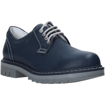 Buty Chłopiec Derby NeroGiardini E033820M Niebieski